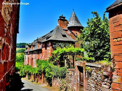 Collonges-la-Rouge - Andere Panorama (© Jean Espirat )