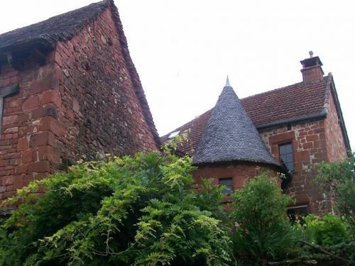 Collonges-la-Rouge - Dorfhaus