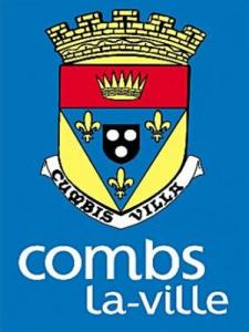 Logo of the town of Combs-la-Ville