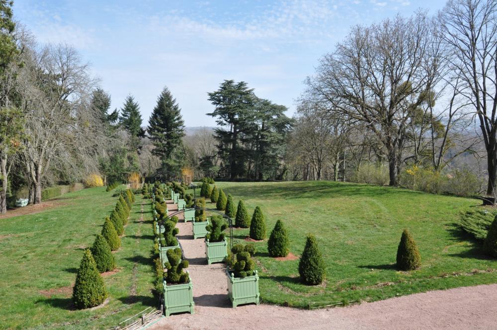 Photos couches tourisme vacances week end - Jardin topiaire ...