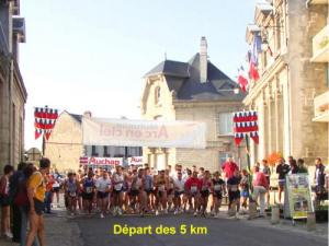 the 15 km of Coucy