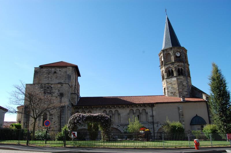 Glise saint martin monument cournon d 39 auvergne - Garage cournon d auvergne ...