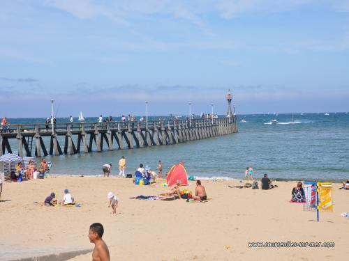 Courseulles-sur-Mer - Tourism, holidays & weekends guide in the Calvados