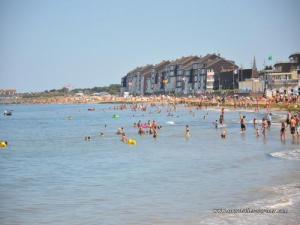 Courseulles Beach