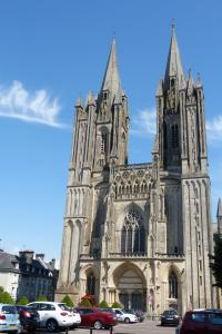 Cathedral of Coutances