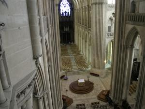 Cathedral of Coutances (© Frantz)