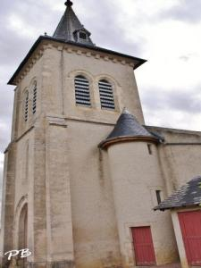 The church of Saint-Front