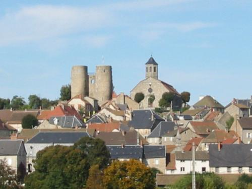 Crocq - Tourism, holidays & weekends guide in the Creuse