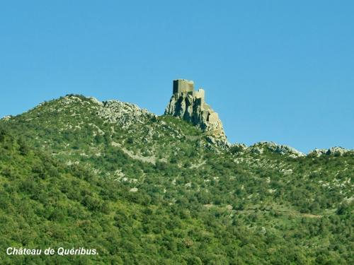Cucugnan - Tourism, holidays & weekends guide in the Aude