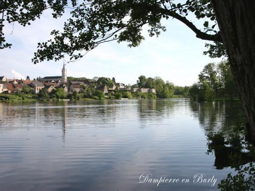Dampierre-en-Burly - Tourism, holidays & weekends guide in the Loiret