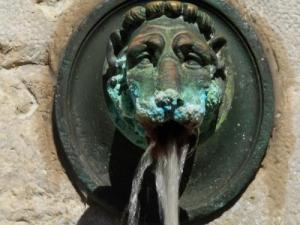 Fontaine chaude
