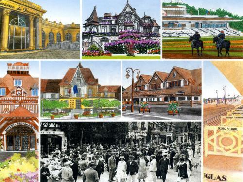 Deauville - Tourism, holidays & weekends guide in the Calvados