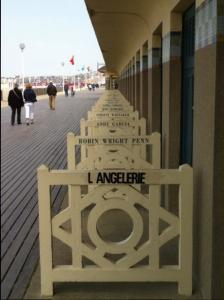 Deauville The planks