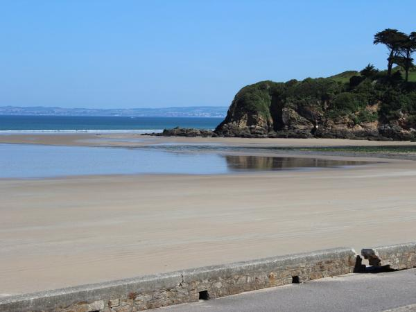 Beach of the Ris - Leisure centre in Douarnenez