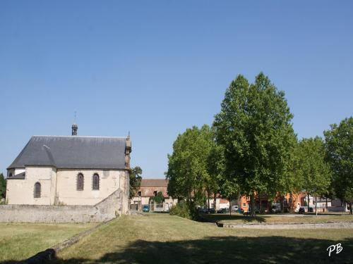 Effiat - Tourism, holidays & weekends guide in the Puy-de-Dôme