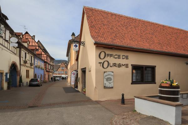 Office de Tourisme d'Eguisheim - Point information à Eguisheim