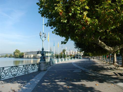 Enghien-les-Bains - Tourism, holidays & weekends guide in the Val-d'Oise