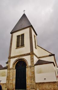L'église Saint-Pierre-Saint-Paul