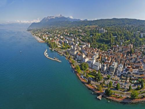 Évian-les-Bains - Tourism, holidays & weekends guide in the Haute-Savoie