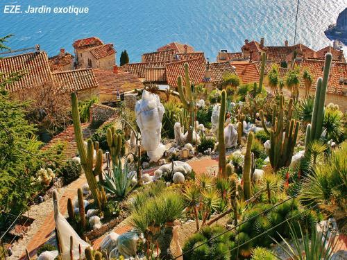 Photos ze guide tourisme vacances for Cafe du jardin eze
