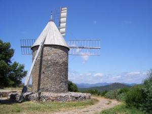 The windmill Faugères