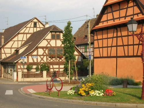 Fegersheim - Tourism, holidays & weekends guide in the Bas-Rhin