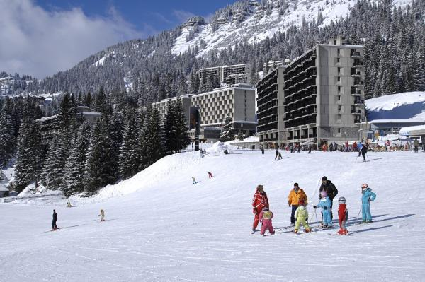 Flaine Tourism Holidays Weekends