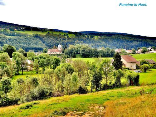 Foncine-le-Haut - Tourism, holidays & weekends guide in the Jura