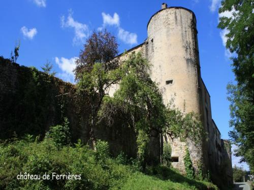 Fontrieu - Tourism, holidays & weekends guide in the Tarn