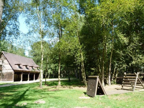 Bois de l 39 pinay site naturel forges les eaux for Garage de la foret epinay