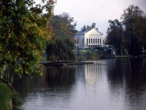 Casino vu du lac