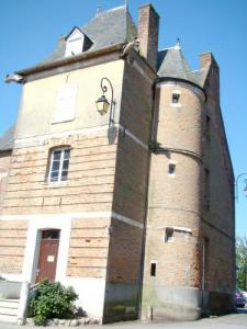 Tour Montmignon, Escarbotin Castle