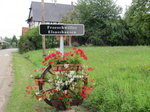 Froeschwiller - Tourism, holidays & weekends guide in the Bas-Rhin