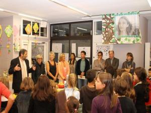 Opening of the exhibition Autumn