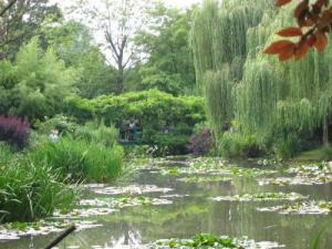 The gardens of Monet