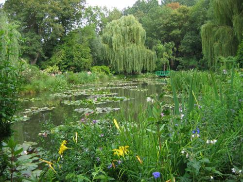 Giverny - Tourism, holidays & weekends guide in the Eure