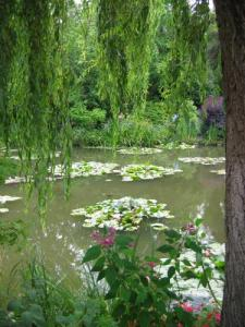 The Giverny pond