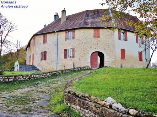 Gonsans - Tourism, holidays & weekends guide in the Doubs