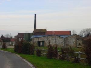 Farm and former distillery