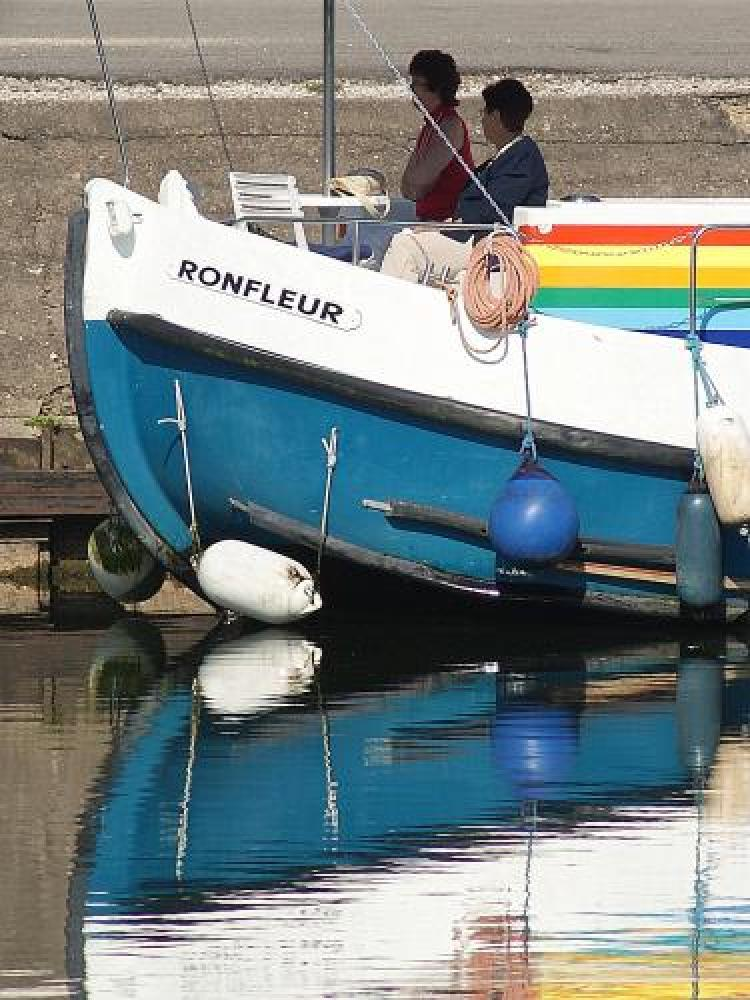 Gray - Recreational Boat