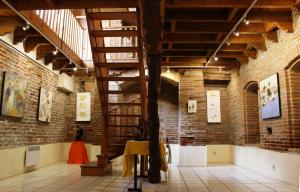 Halle Space & Kunst - Tourist Save & Garonne