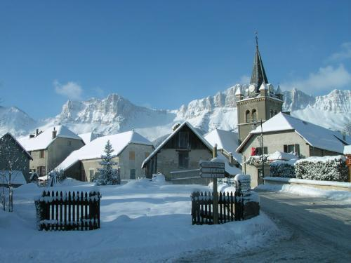 Gresse-en-Vercors - Tourism, holidays & weekends guide in the Isère