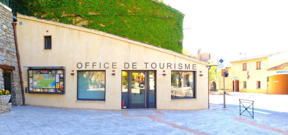 Fotos oficina de turismo de grimaud punto informaci n for Oficina turismo francia en madrid