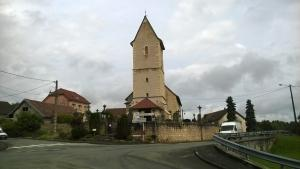 Eglise de Grosne