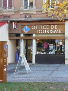 L'Office de Tourisme de Guebwiller