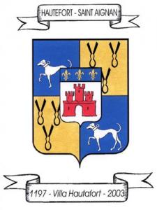 Coat of arms of Hautefort