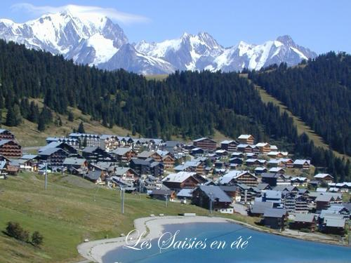 Hauteluce - Tourism, holidays & weekends guide in the Savoie