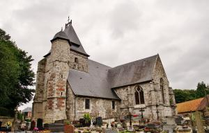 The Saint- Rémy church