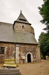 The church of Saint -Rémy