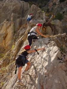 Via ferrata - Gateway